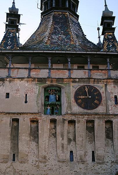 часовая башня Сигишоары