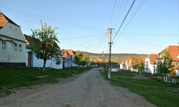 деревушка Вискри