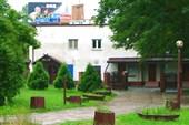 Гостиница в Варшаве на берегу Вислы
