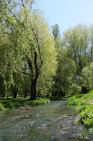 Речка в Симферополе