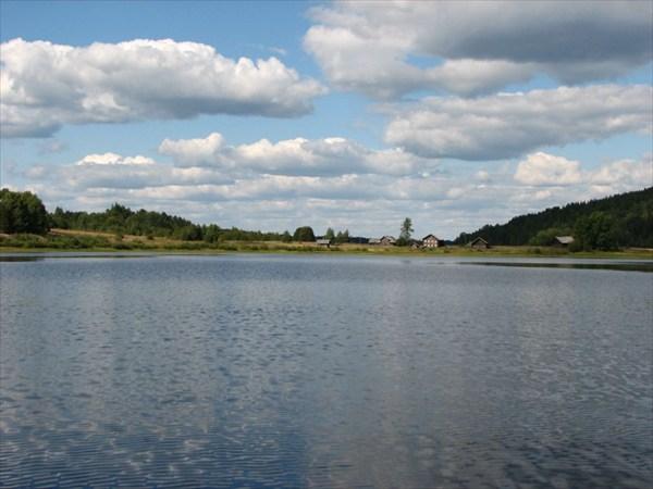 Деревня Ведягино