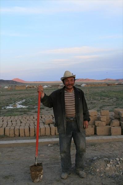 Монгольский Алтай. Сомон Алтай