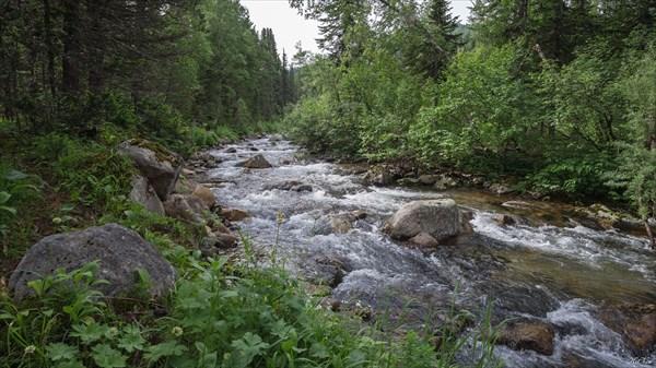 Река Туралыг