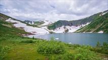 Вид на Караташский перевал