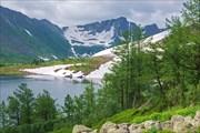 Вид на перевал НГПИ