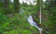 Туралыгский водопад