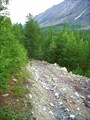 Фото 14. Спуск с миниперевала к реке Светлой.