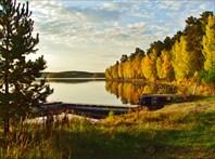 2009 год.Озеро Чебаркуль.