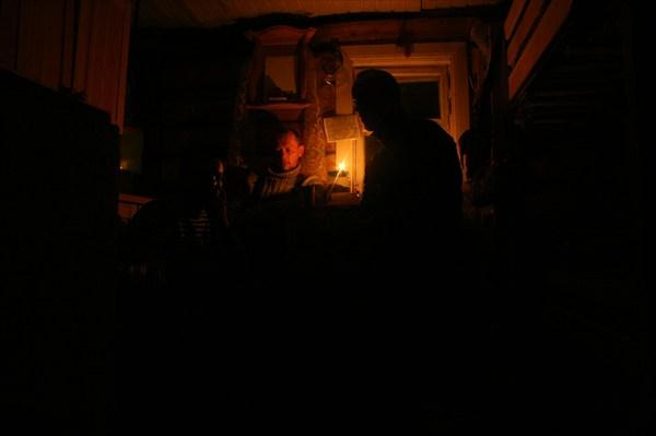 Ночь перед выходом