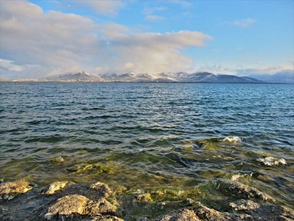 Озеро Севан.
