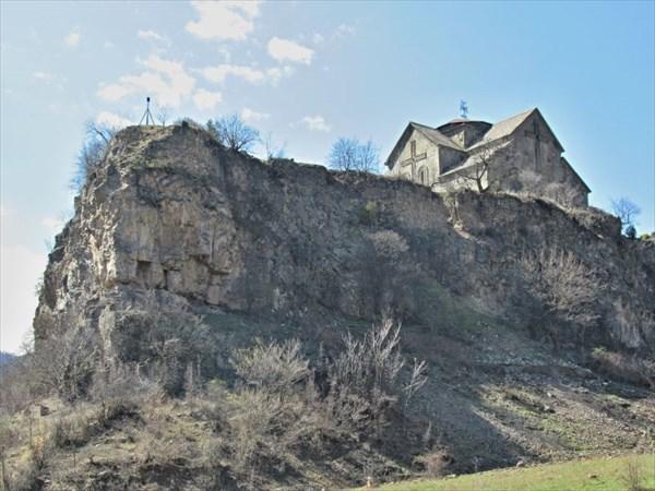 Крепость Ахтала.