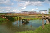 мост через Шерну