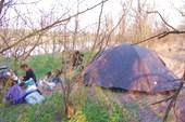 Ночевка у Крымского канала