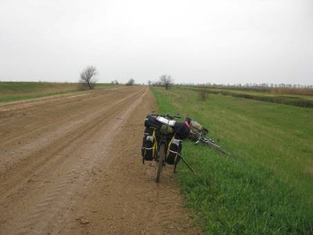 Дорога к Скадовску