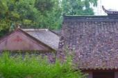 На многих домах в деревнях используется керамическая черепица