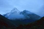 А вчера я и не знал, что там есть такая гора.