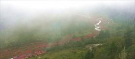 Долина красных камней