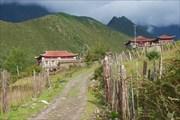 Тибетска деревня, уже поближе