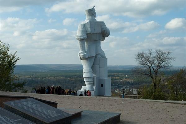 Памятник Артёму