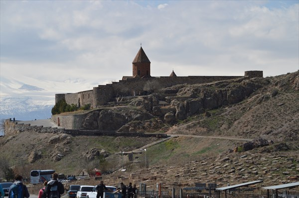 Монастырь Хор-Вирап