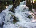 Каскад Аюкского водопада