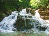 Водопад - первый