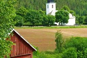 Кирха в Gunnarskog