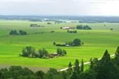 Равнина к востоку от Вэнерсборга