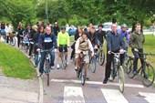 Велосипедные будни Копенгагена