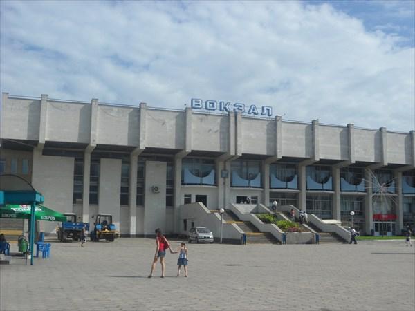 Вокзал Гродно