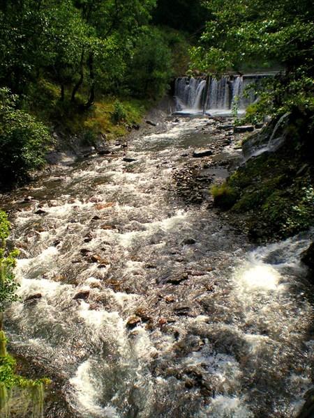 Местная ГЭС