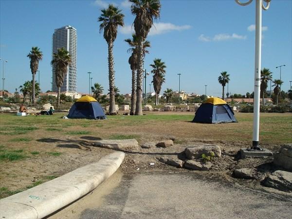 069-Палатки