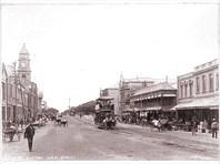 Дурбан в 1900 году-город Дурбан