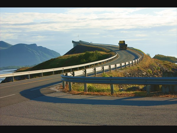 Атлантическая дорога (Atlantic Road)