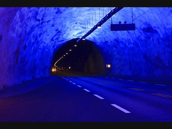 Лердальский тоннель