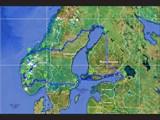 Автомобильный маршрут Финляндия - Швеция - Норвегия