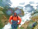 Ледник Buer, расположенный в окрестностях г. Одда
