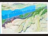 Карта маршрута к Камню