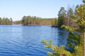 озеро Кереть