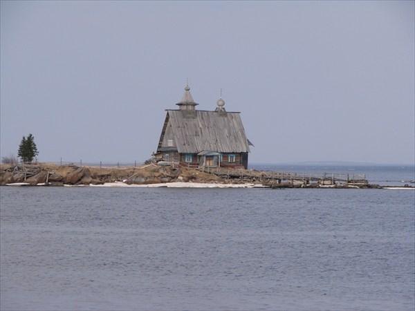 Кемская волость. Белое море