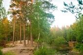 Карьеры в парке им. Юрия Гагарина