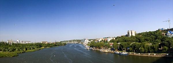 Ростов на Дону вид с моста