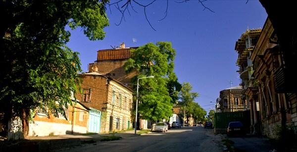 Старая Ростовская улица