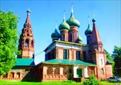 Церковь Николы Мокрого
