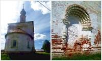 Церковь Тихвинской иконы Божьей Матери.