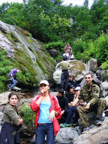 Абхазские студенты