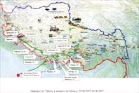 Маршрут по Тибету и немного по Непалу, 03.08.2007-26.08.2007