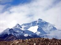 Эверест с земли