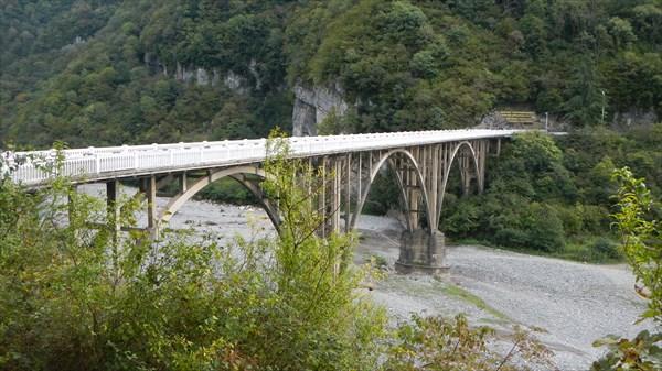 Мост через р.Гумиста