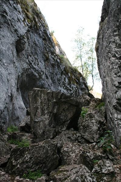 По пути в Новомурадымовскую пещеру
